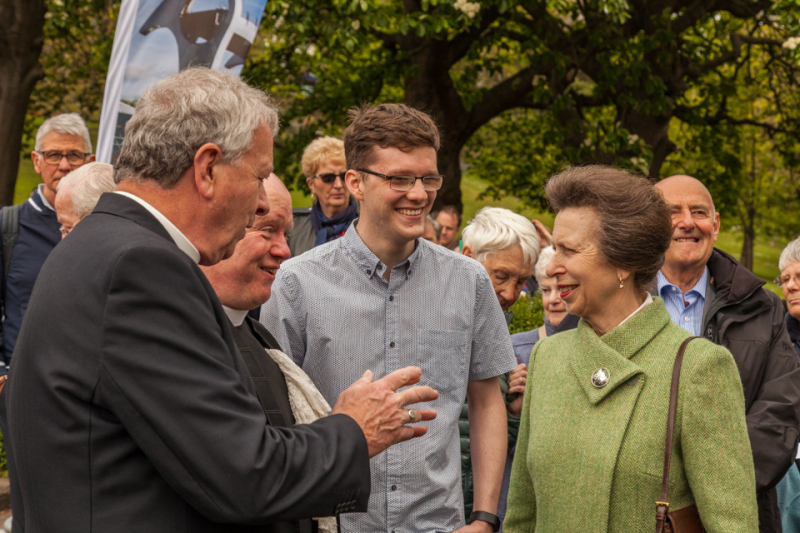 Princess Anne at Heart and Soul