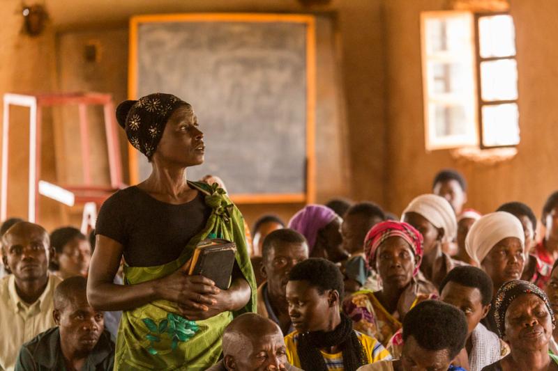 Venantia, Rwandan Genocide Survivor