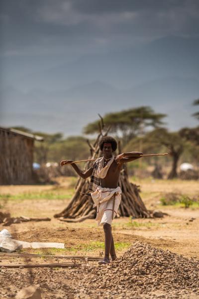 Ethiopian Pastoralist
