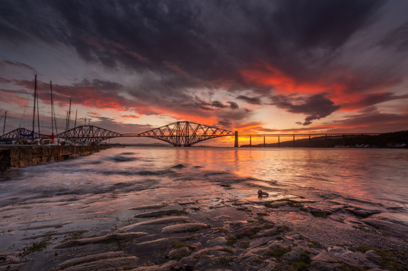 South Queensferry sunrise