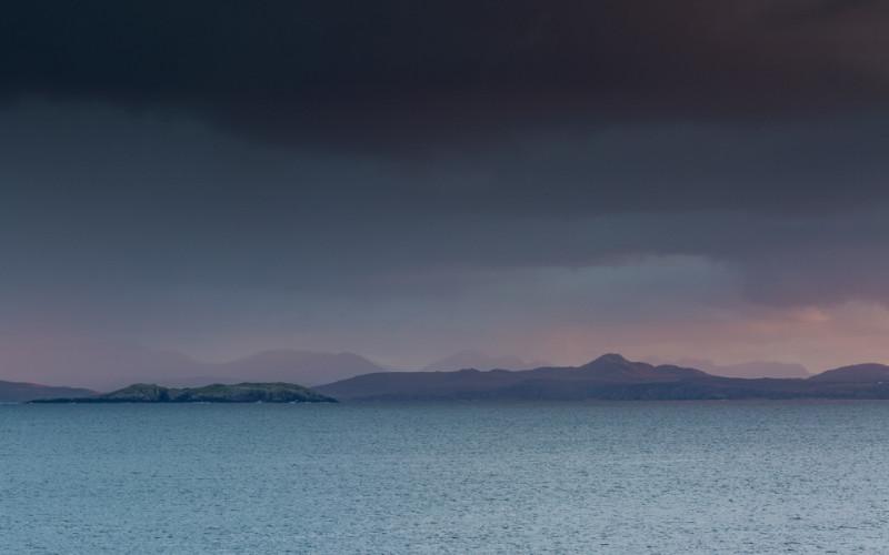 Enard Bay Sunset