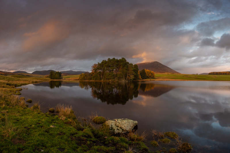 Loch Moraig Sunset